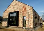 Nowoczesna stodoła - systemy rynnowe Galeco